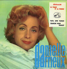 DANIELLE DARRIEUX JERUSALEM FRENCH ORIG EP JO MOUTET
