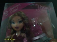 Girlz Girl Bratz Step Out 5th Anniversary Edition Yasmin Doll New Rare *
