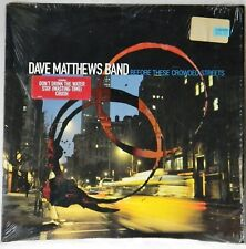 Dave Matthews Band Original Before These Crowded Streets LP 1994 In Shrink NM!!