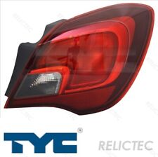 Right Rear Tail Light Lamp Combination Opel:CORSA E 13454499 1222568
