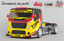 FG Modellsport Team Truck 530 4WD unlackiert 26 ccm RTR # 353278R