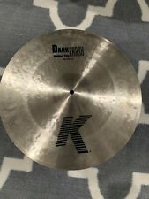 "Zildjian 18"" K Dark Medium / Thin Crash"