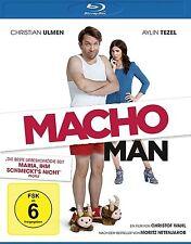 MACHO MAN (Christian Ulmen, Aylin Tezel) Blu-ray Disc NEU+OVP
