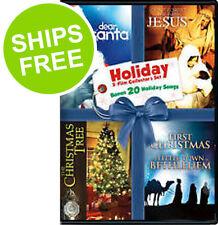 Holiday Collectors Set (DVD, 2012) Dear Santa, Baby Jesus, Christmas Tree