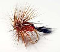 Royal Humpy Fly Fishing Flies - Twelve Flies ***Choice of Quantity & Hook Size**