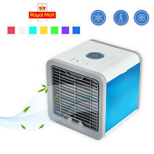 Arctic Air Conditioner Portable Fan Personal Desk Air Cooler/Humidifier/Cleaner
