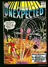 Tales Of The Unexpected #48 VF/NM 9.0 White