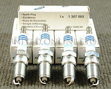 4 Piezas Original Bujías Encendido Ford 1307093 Mondeo III 1,8 + 2,0 16V Duratec