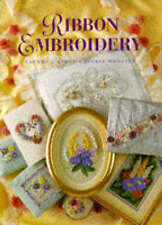 Ribbon Embroidery, Ashby, Daphne J. & Woolsey, Jackie, Used; Good Book