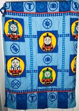 Thomas The Train Tank Engine Toddler Blanket Comforter Crib Baby Quilt 40 X 58