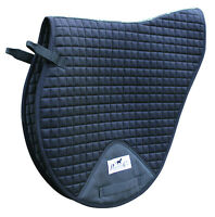 Professionals Choice VenTech XC English Saddle Pad Black EP500