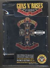 GUNS N' ROSES * 25TH ANNIVERSARY APPETITE FOR DESTRUCTION * CD + DVD * NEW
