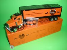 TMT TAYLOR MADE TRUCK SPENCER'S MOTORCYCLE SHOP FREIGHT TRAILER 1:32 scale NEW