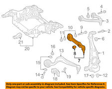 MERCEDES OEM 14-17 S63 AMG Front-Lower Control Arm 2223308501