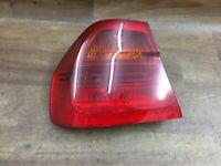 Bmw 3 Series E90 passengers LH rear light lens unit 6937457
