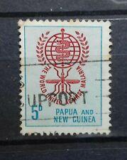 Z19 PAPUA NUOVA GUINEA splendido francobollo