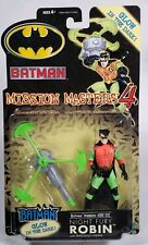 2001 Hasbro Batman Mission Masters 4 Night Fury Robin Glow Toy Action Figure WB