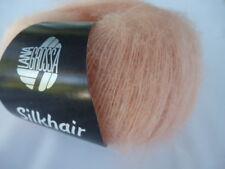 Lana Grossa Silkhair Mohair 25g Farbe 106 perlrosa