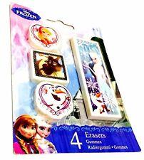 Disney Frozen Elsa Eraser set Pack of 4 Eraser