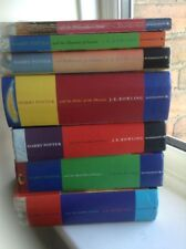 Harry Potter Book Set (J K Rowling) 1st Ed, Good COND, 1 Book HB, Good Cond