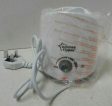 Tommy Tippee Electric Bottle Warmer NEW not tested  E11