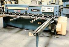 1983 Amada M-2545 Mechanical Shear (#3768)