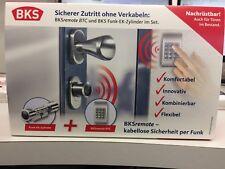 BKS elektronischer Funkzylinder mit Tastenfeld