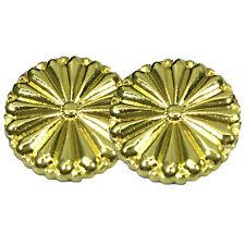 2CM Chrysanthemum Heraldry Metal Badge Flower Pin Japanese Craft Decoration CY03