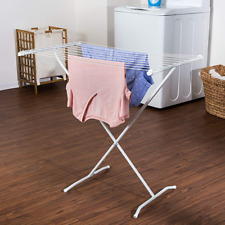 Indoor Drying Racks for Laundry Folding Clothes Hanger Dryer Household Stand New