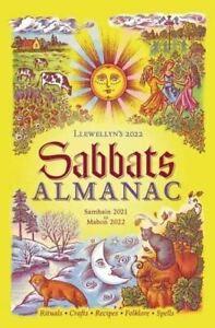 Llewellyn's 2022 Sabbats Almanac by Llewellyn Publications