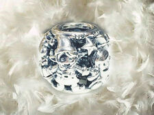 Authentic Pandora Charm bead silver 791401 Santa's Elves OPEN WORK CHRISTMAS ELF