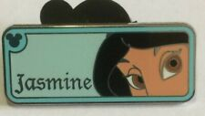 Jasmine Disney princess rearview mirror HM Completer Aladdin disney pin  R4