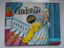 Cinderella An All-Action Treasure Hour Pop-Up Book, Kubasta, Artia, 1983