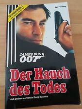 Der Hauch des Todes und andere Bond-Stories, Ian Fleming, James Bond Sonderband