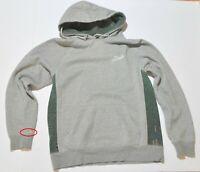 Men's THE HUNDREDS Grey Hoodie Sweatshirt Long Sleeve Size Medium M