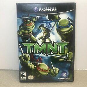 Teenage Mutant Ninja Turtles - Nintendo GameCube