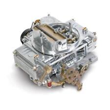 Holley Carburetor 0-80457SA; Original Performance 600 cfm 4bbl Vacuum Polished