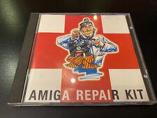 AMIGA REPAIR KIT CD-ROM FOR AMIGA 500 - A4000 PC, MAC Emulator LIKE NEW!!