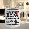 Scottish Terrier,Scottish Terrier Dog,Scotties,Scottie,Aberdeenie,Cup,Coffee Mug