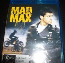 Mad Max (Mel Gibson) (Australia Region B) Bluray – NEW