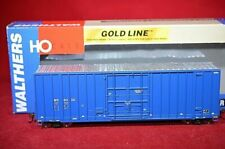 Walthers Gold Line 932-7117 Gunderson 50' Hi Cube Boxcar McCloud Mr 6000 - RTR