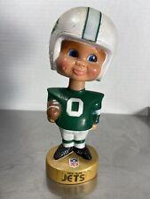 Vintage 1975 New York Jets Bobblehead