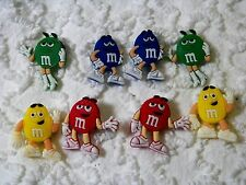 Croc Clog  M & M Candy Plug Shoe Charms Will Fit Other Brands Shoes C 480