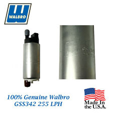 New Walbro High Performance 255 LPH Fuel Pump will fit Mazda GSS342