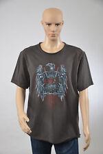 AMPLIFIED SLAYER METAL EAGLE T-Shirt Tshirt Tee Shirt Schwarz Black 2XL NEU NEW