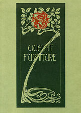 Early Stickley Brothers of Grand Rapids Furniture Catalog Reprint