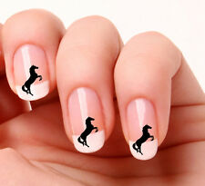 20 Nail Art Decals Transfers Stickers #94 - Horse