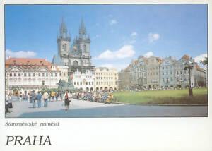 République Tchèque - cpsm - PRAGUE - PRAHA