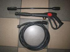 High pressure gun, 5m hose, lance, nozzle, for Karcher K2, K3, K4, K5, K6, K7.
