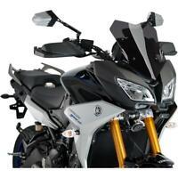 PUIG 9724F Racing Windscreen - Dark Smoke